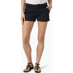 Pepe Jeans - Spodenki damskie – Balboa, niebieski. Niebieskie szorty jeansowe damskie marki Pepe Jeans, eleganckie. Za 169,95 zł.