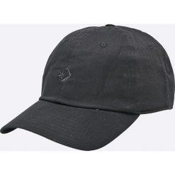 Converse - Czapka. Czarne czapki z daszkiem męskie Converse, z bawełny. W wyprzedaży za 79,90 zł.