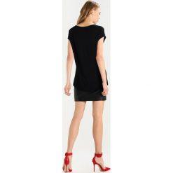 T-shirty damskie: Tigha FOLLOW YOUR DREAMS Tshirt z nadrukiem black