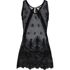 Bielizna nocna: Koszulka nocna bonprix czarny