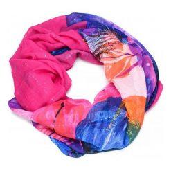Desigual Chusta Damska Wielokolorowy Corel Rectangle. Różowe chusty damskie Desigual. W wyprzedaży za 119,00 zł.