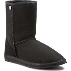 Buty EMU AUSTRALIA - Platinum Stinger Lo WP10002 Black. Czarne buty zimowe damskie marki EMU Australia, ze skóry. Za 769,00 zł.