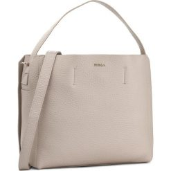 Torebka FURLA - Capriccio 920213 B BHE6 QUB Vaniglia. Brązowe torebki klasyczne damskie Furla, ze skóry. Za 1179,00 zł.