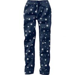 """Odzież dziecięca: Legginsy dżinsowe bonprix niebieski """"stone"""" - gwiazdy"""