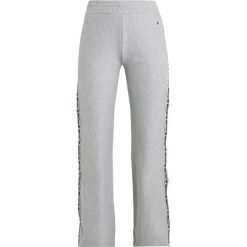 Bryczesy damskie: Champion Reverse Weave CLASSIC WARM UP PANT Spodnie treningowe mottled grey