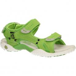 SANDAŁY AMERICAN SL12043-1. Zielone sandały damskie American. Za 62,99 zł.