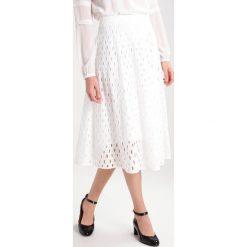 Spódniczki trapezowe: IVY & OAK Spódnica trapezowa snow white