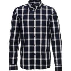 Calvin Klein GALDO OMBRE CHECK Koszula blue. Pomarańczowe koszule męskie marki Calvin Klein, l, z bawełny, z okrągłym kołnierzem. Za 349,00 zł.