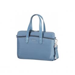 """Samsonite Nefti 13.3"""" niebieska / granatowa. Niebieskie torby na laptopa Samsonite, w kolorowe wzory. Za 269,00 zł."""