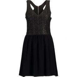 Sukienki hiszpanki: Teddy Smith RHAYA Sukienka letnia noir