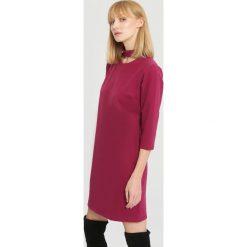 Bordowa Sukienka Afro. Czerwone sukienki hiszpanki other, l, midi. Za 79,99 zł.