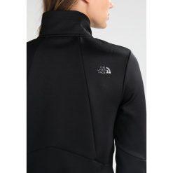The North Face CRODA ROSSA INAUGURATION Kurtka z polaru black. Czarne kurtki sportowe damskie marki The North Face, xs, z elastanu. W wyprzedaży za 359,10 zł.