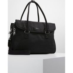 Kipling SUPERWORK S Aktówka dazz black. Czarne torby na laptopa Kipling. W wyprzedaży za 411,75 zł.
