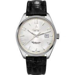 Zegarek Atlantic Męski Worldmaster 51752.41.25S Automatyczny czarny. Czarne zegarki męskie Atlantic. Za 2443,99 zł.