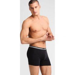 Majtki męskie: Jockey COTTON STRETCH LONG LEG TRUNK 3 PACK Panty black