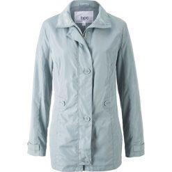 Płaszcz bonprix srebrnoszary. Szare płaszcze damskie bonprix. Za 89,99 zł.