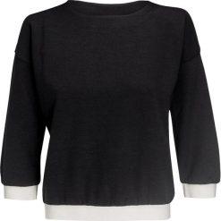 Bluzy rozpinane damskie: Bluza DEHA EXPRESSION Czarny