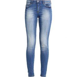Boyfriendy damskie: JDY JDYSKINNY Jeans Skinny Fit medium blue denim