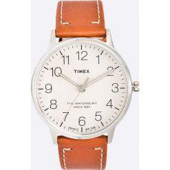 Timex - Zegarek TW2R25600. Czarne zegarki męskie marki Fossil, szklane. Za 329,90 zł.