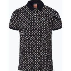 Koszulki polo: Scotch & Soda – Męska koszulka polo, niebieski