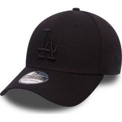 New Era - Czapka League Essential La Dodgers. Czarne czapki z daszkiem męskie New Era. W wyprzedaży za 79,90 zł.