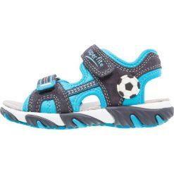 Superfit MIKE 2 Sandały trekkingowe ocean. Niebieskie sandały męskie skórzane marki Superfit. Za 269,00 zł.