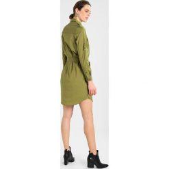 Sukienki hiszpanki: Aaiko PIERINA  Sukienka koszulowa safari green