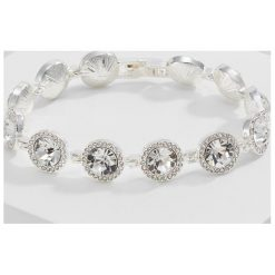 Biżuteria i zegarki: SNÖ of Sweden DARIA BRACELET Bransoletka silvercoloured