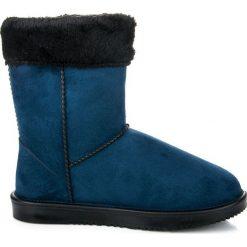 Buty zimowe damskie: Śniegowce damskie EMELY
