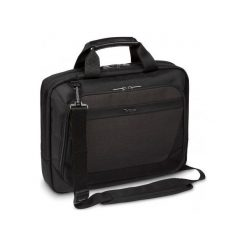 "Torby na laptopa: TARGUS CitySmart 14-15.""6 SlimLine Topload Laptop Case Czarna/Szara TBT915EU"