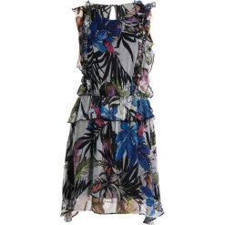 Sukienki hiszpanki: Gaudi DRESS Sukienka letnia jet stream nautical