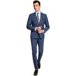 Garnitur CRISTIANO 1 E15-33P. Niebieskie garnitury marki Giacomo Conti, m, z tkaniny, klasyczne. Za 699,00 zł.