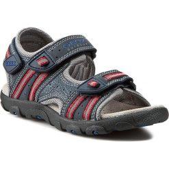 Sandały chłopięce: Sandały GEOX – J S. Strada A J4224A 0CE14 C0735  Morski/Czerwony