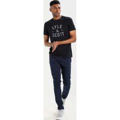 T-shirty męskie z nadrukiem: Lyle & Scott Tshirt z nadrukiem black