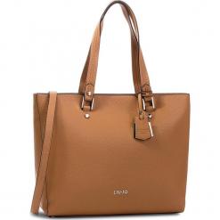 Torebka LIU JO - L Tote Isola N68006 E0033 Cuoio Chiaro 61336. Brązowe torebki klasyczne damskie marki Liu Jo, ze skóry ekologicznej. Za 649,00 zł.