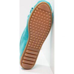 Mokasyny damskie: Minnetonka KILTY Mokasyny turquoise