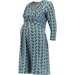 Sukienki hiszpanki: JoJo Maman Bébé Sukienka z dżerseju multicoloured