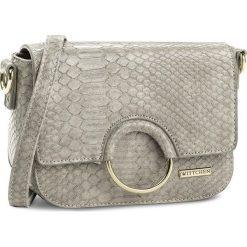 Torebka WITTCHEN - 86-4Y-566-8 Szary. Szare torebki klasyczne damskie Wittchen, ze skóry ekologicznej. W wyprzedaży za 129,00 zł.