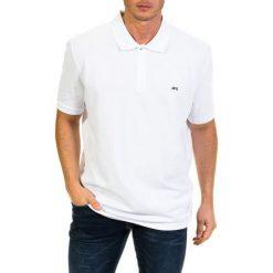 Koszulki polo: Koszulka polo w kolorze białym
