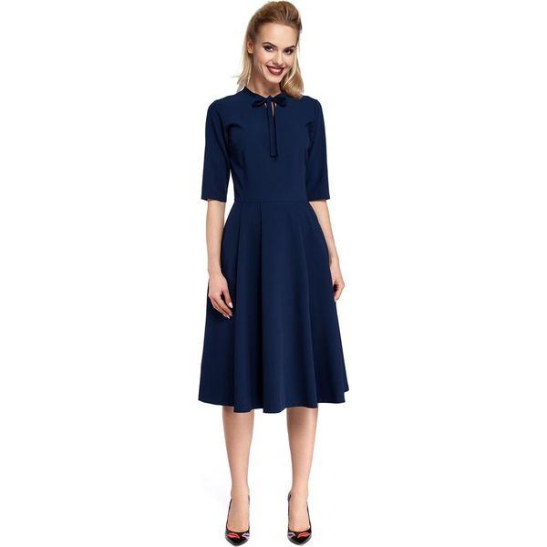 00a40b1073608e Sukienki damskie rozkloszowane Moe - Zniżki do 80%! - Kolekcja lato 2019 -  myBaze.com