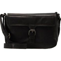 Spikes & Sparrow CROSS OVER Torba na ramię black. Czarne torebki klasyczne damskie Spikes & Sparrow. Za 369,00 zł.