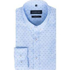 Koszula MICHELE KDWE000312. Czarne koszule męskie na spinki marki TOM TAILOR DENIM, l, z bawełny, button down, z długim rękawem. Za 229,00 zł.
