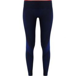 LNDR MOTION Legginsy navy/blue. Niebieskie legginsy LNDR, s, z elastanu. Za 419,00 zł.