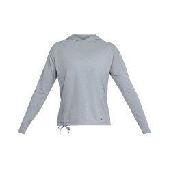 Under Armour Bluza damska Threadborne Hood szara r. XS (1320799-035). Szare bluzy sportowe damskie marki Under Armour, xs. Za 141,49 zł.