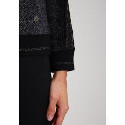 Bluzy rozpinane damskie: Kaporal SERJI Bluza dark grey melanged
