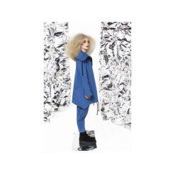 Bluza PSYCHO WMN. Niebieskie bluzy rozpinane damskie Nimt, l, z bawełny. Za 168,00 zł.