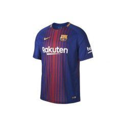 Bluzki dziewczęce z krótkim rękawem: Koszulka Barcelona replika