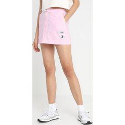 Spódniczki: Fenty PUMA by Rihanna BOARD SKIRT Spódnica trapezowa pink lady
