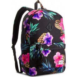 Plecaki męskie: Plecak HERSCHEL – Heritage 10007-01852  Black Pineapple/Black Rubber