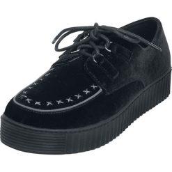 Gothicana by EMP Walk Softly Buty sportowe czarny. Czarne buty sportowe damskie marki Vans, z motywem z bajki. Za 164,90 zł.